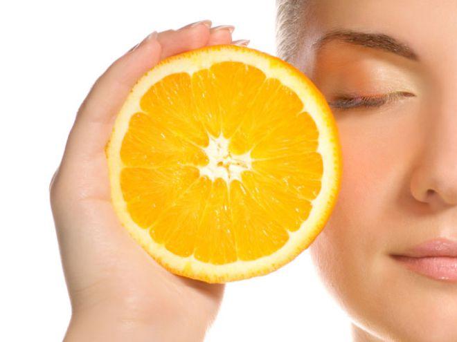 Vitaminas C ir citrusiniai vaisiai sportuojantiems