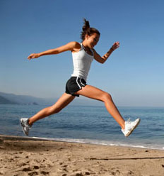 Svorio metimas: kodėl bėgimas toks efektyvus?